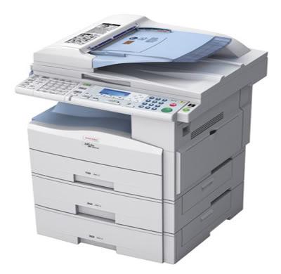 bơm mực máy photocopy