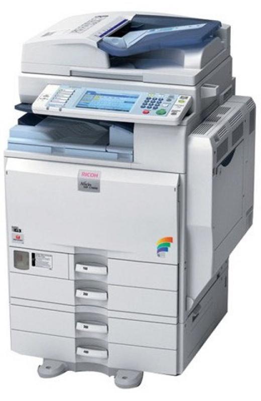 Sửa máy photocopy Ricoh MP5000