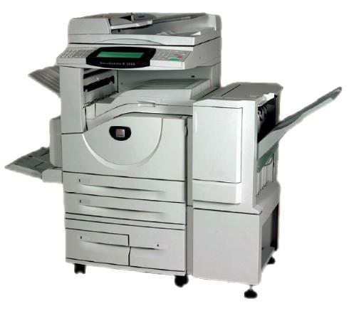 sửa máy photocopy Xerox DocuCentre II 2005