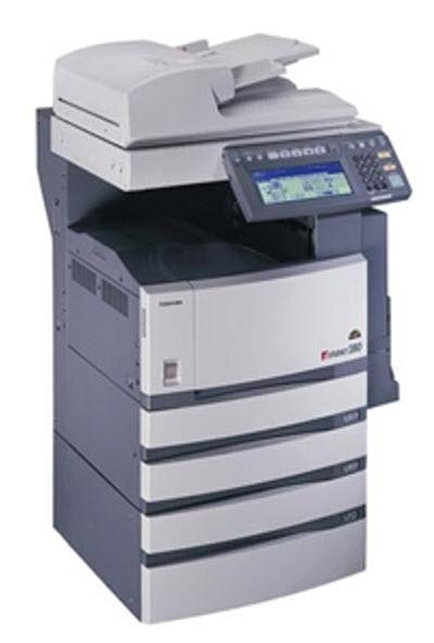 Sửa máy photocopy Toshiba màu E2500C