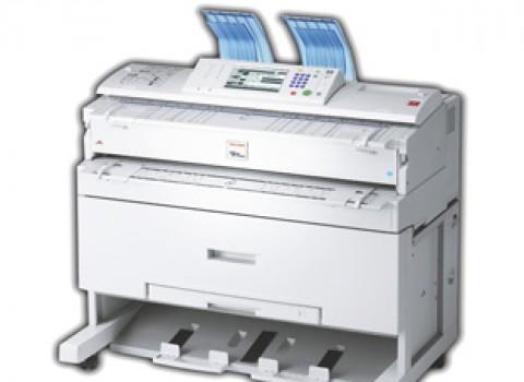 sửa máy photocopy A0 Ricoh 240W